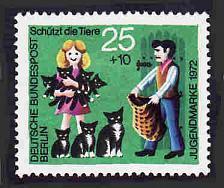 Buy Germany Berlin Hinged Scott #9NB89 Catalog Value $.25
