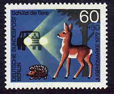 Buy Germany Berlin Hinged Scott #9NB91 Catalog Value $.95