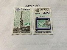 Buy Andorra France Europa 1988 mnh stamps