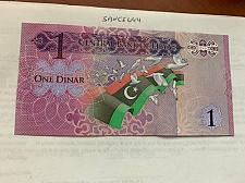 Buy Libya 1 dinar uncirculated banknote 2019