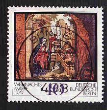 Buy German Berlin Used #9NB163 Catalog Value $.70