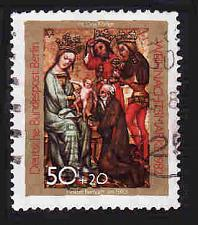 Buy German Berlin Used #9NB197 Catalog Value $.70