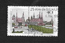 Buy Germany Used Scott #9N537a Catalog Value $.75