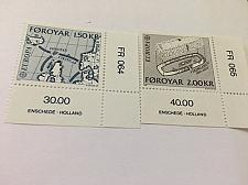 Buy Faroe Islands Europa 1982 mnh stamps a