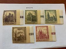 Buy San Marino Gothic cathedrals 1967 mnh stamps