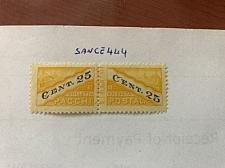 Buy San Marino 25c Pacchi Postali 1945 mnh stamps