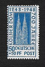 Buy German Hinged NG Scott #B301 Catalog Value $2.60