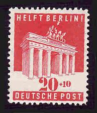 Buy German Hinged NG Scott #B303 Catalog Value $2.40