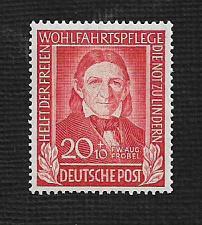 Buy German Hinged Scott #B312 Catalog Value $4.50