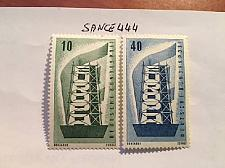 Buy Germany Europa 1956 mnh stamps