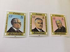 Buy Gibraltar Europa 1980 mnh stamps