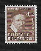 Buy German Hinged Scott #B320 Catalog Value $3.00