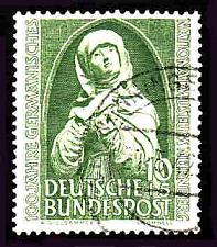 Buy German Used Scott #B324 Catalog Value $15.00