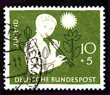 Buy German Used Scott #B349 Catalog Value $7.50