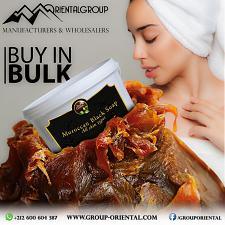 Buy Moroccan black soap wholesaler