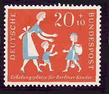 Buy German MNH Scott #B355 Catalog Value $2.25
