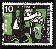 Buy German Used Scott #B357 Catalog Value $.65