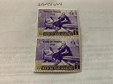 Buy San Marino Trieste Fair 1952 mnh stamps #af