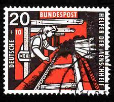 Buy German Used Scott #B358 Catalog Value $.65