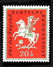 Buy German MNH Scott #B361 Catalog Value $2.25