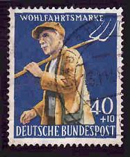 Buy German Used Scott #B365 Catalog Value $7.25