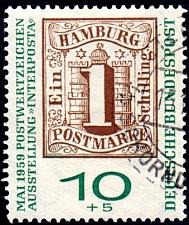 Buy German Used Scott #B366a Catalog Value $1.75