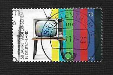 Buy German Used Scott #2987 Catalog Value $.85