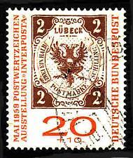 Buy German Used Scott #B367 Catalog Value $.65
