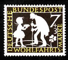 Buy German Hinged Scott #B368 Catalog Value $.25