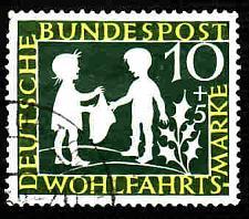 Buy German Used Scott #B369 Catalog Value $.35
