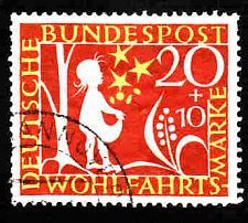 Buy German Used Scott #B370 Catalog Value $.35
