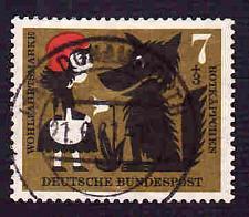 Buy German Used Scott #B372 Catalog Value $.40