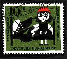 Buy German Used Scott #B373 Catalog Value $.35
