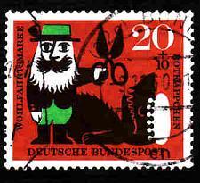 Buy German Used Scott #B374 Catalog Value $.35