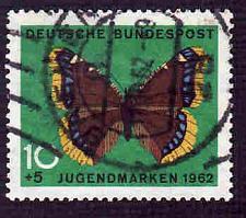 Buy German Used Scott #B381 Catalog Value $.55