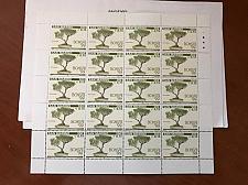 Buy San Marino Bonsai Tree 15c m/s 2000 mnh stamps