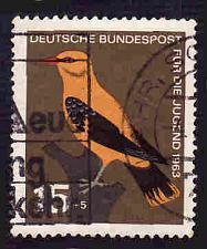 Buy German Used Scott #B389 Catalog Value $.55