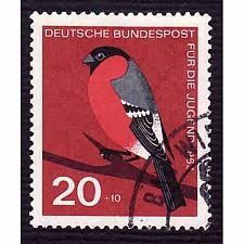 Buy German Used Scott #B390 Catalog Value $.55