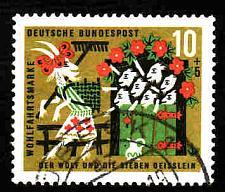 Buy German Used Scott #B392 Catalog Value $.25