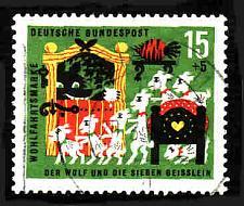 Buy German Used Scott #B393 Catalog Value $.25