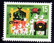 Buy German MNH Scott #B393 Catalog Value $.25