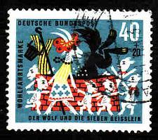Buy German Used Scott #B395 Catalog Value $1.00