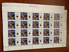 Buy San Marino Croce Rossa m/s 1999 mnh