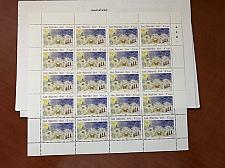 Buy San Marino Christmas m/s 1999 mnh stamps #ab