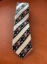"""Buy Stylish premium quality skull slim 2"""" necktie"""
