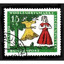 Buy German Used Scott #B409 Catalog Value $.25