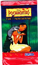 Buy Pocahontas - Skybox Trading Card Pack Factory Sealed