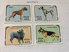 Buy Italy Dogs mnh 1994 stamps