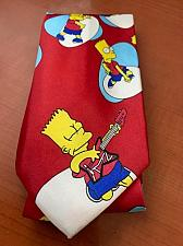 Buy Collectible Simpson new novelty necktie