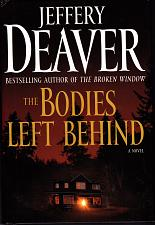 Buy The Bodies Left Behind by Jeffery Deaver 2008 Hardcover Book - Very Good
